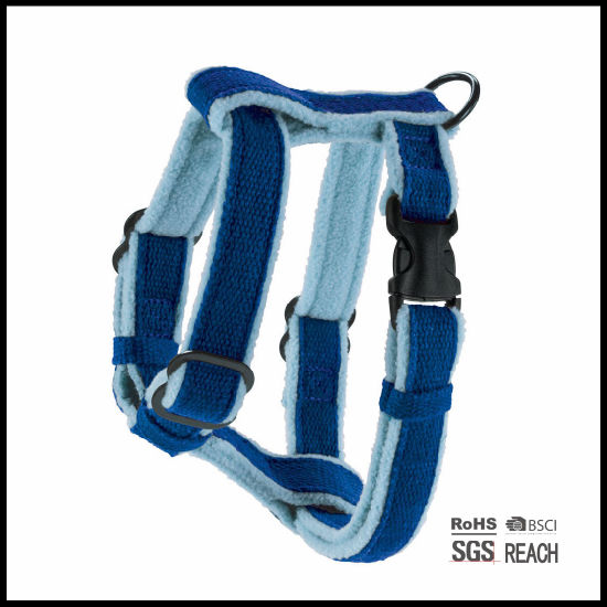 Eco-Friendly Soft Puppia Easy Walk Large Pet Dog Harness for Pulling