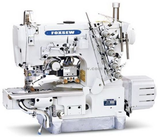 China Direct Drive Cylinder Bed Interlock Machine For Hemming With Mesmerizing Sewing Machine For Hemming