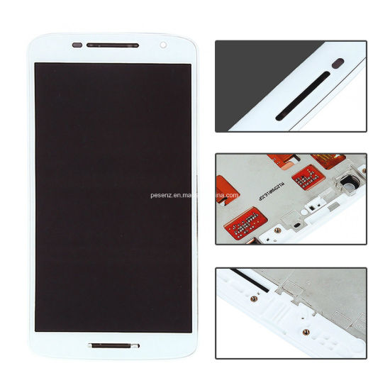 Mobile/Cell Phone LCD for Motorola Droid Maxx 2 Xt1565 LCD Assembly pictures & photos
