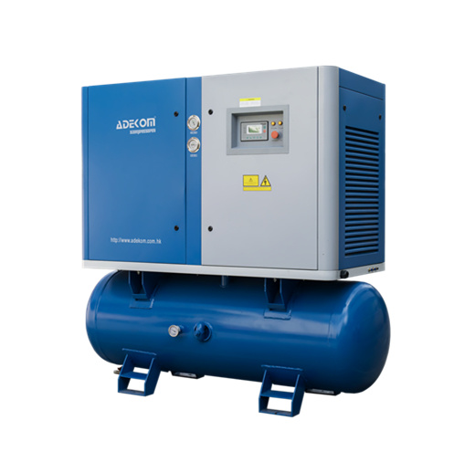 Oil-Lubricated Portable Electric Air Screw Compressor (KB15-08/500)