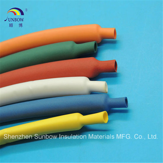 Sunbow 2 1 UL Listed 8mm Polyolefin Halogen Free Heat Shrink Tubing For Electric Wires