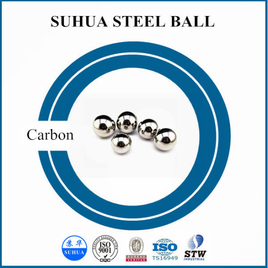 Good Quality 4mm Low Carbon Steel Ball for Sale pictures & photos