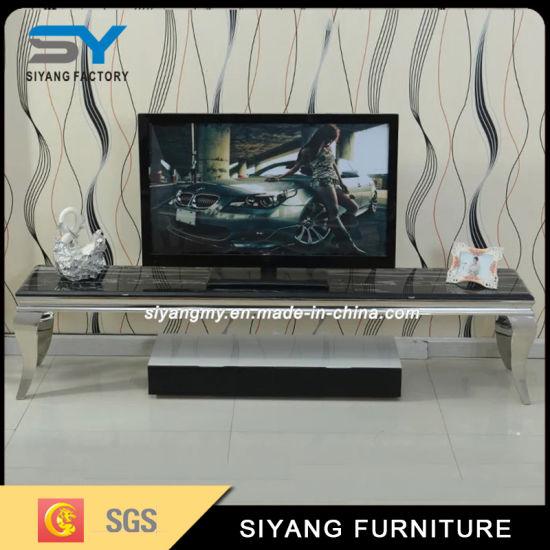 Modern Interior Furniture Plasma TV Cabinet