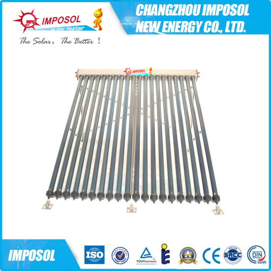 Heat Pipe Stainless Steel Solar Collector for Villa pictures & photos