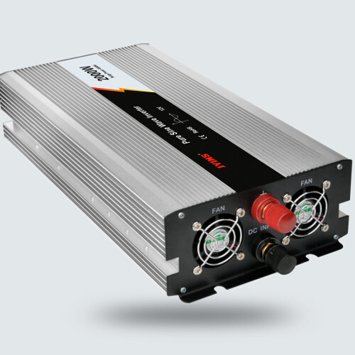 2000va 12V/24V/48V DC to AC 110V/230V High Frequency Inverter pictures & photos