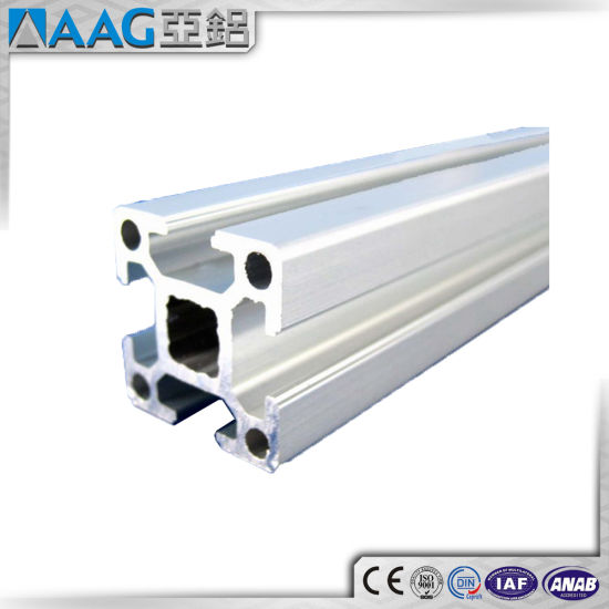 Standard Modular Industrial Aluminum Profile pictures & photos