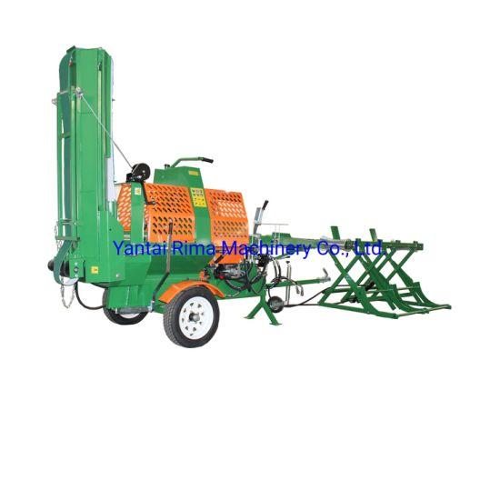 Rima 7 Ton -20 Ton Firewood Processor with TUV Ce / Hydraulic Log Splitter