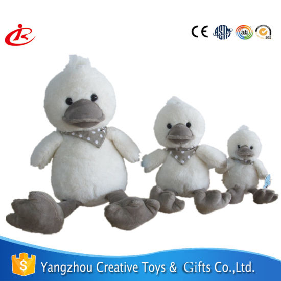 Duck Stuffed Toy China Soft Baby Cute Toy Plush Duck