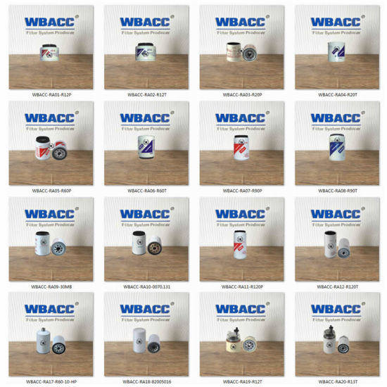 1000fg 1000fh 2020pm 2020TM Assembly Diesel Filter Fuel Water Separator pictures & photos