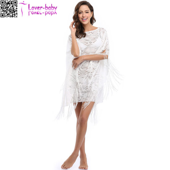 Womens Chiffon Summer Bohemian Beach Dress Ty1025 pictures & photos