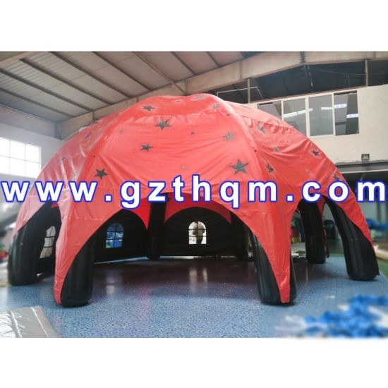 Advertising Inflatable Outdoor Tent for Exhibition/Spider Tent Inflatable Arch Tent  sc 1 st  Guangzhou Tianhong Inflatable Limited & China Advertising Inflatable Outdoor Tent for Exhibition/Spider ...