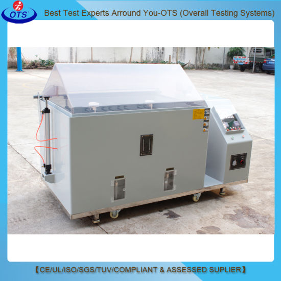 ASTM Nozzle Salt Spray Test Chamber for Acss Nss Testing