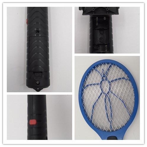 Hot Selling AA Battery Operated Mosquito Killer/Electric Fly Swatter/Hand Held Bug Zapper pictures & photos