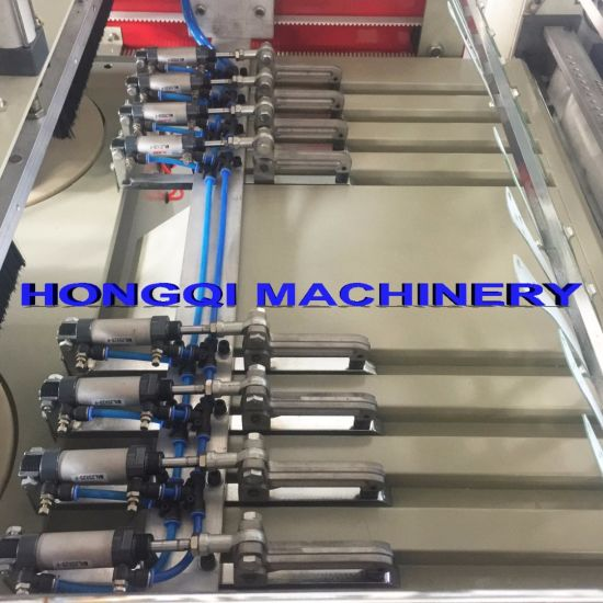 High Speed Automatically T-Shirt Bag Making Machine pictures & photos