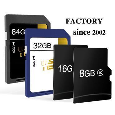 Micro Class 4 Class 6 Class10 4GB SD Memory Card