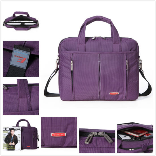 Laptop Computer Notebook Carry Popular Fuction Fashion Nylon Bag pictures & photos