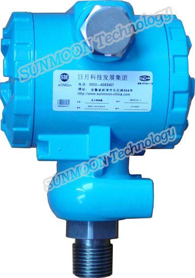 Explosion Proof Wireless Liquid Silicon Pressure&Temperature Transmitter Oil Field Application