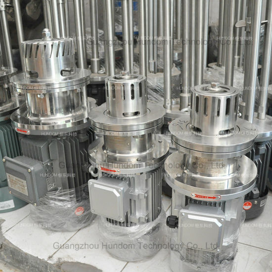 High Shear Kettle Bottom Emulsification Head pictures & photos
