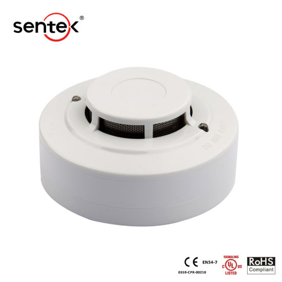 Types Of Smoke Detectors Brand Manufacture In China China Types