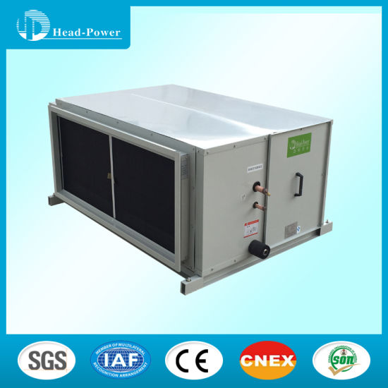 China New Condition and Ce Certification Fresh Air Split AC - China ...