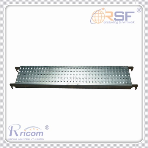 Galvanized Scaffold Steel Board Planks for Sale