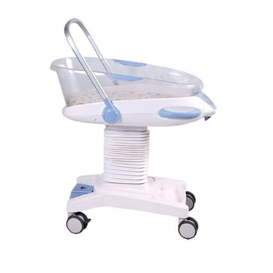 Medical Appliances Comfortable Hospital ABS Baby Medical Crib