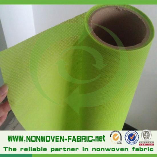 China Manufacturer Nonwoven Fabric Roll pictures & photos