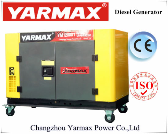 Powered by Perkins Synchronized Type Diesel Generator 800kVA/800kw pictures & photos