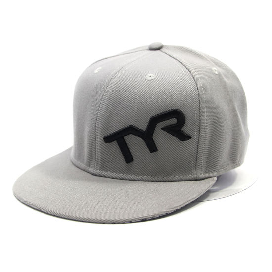 Good Quality Unisex Flexifit Snapback with Custom Embroidery Logo