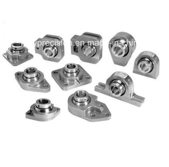 Aluminium CNC Machined Part: Medical Equipment Parts