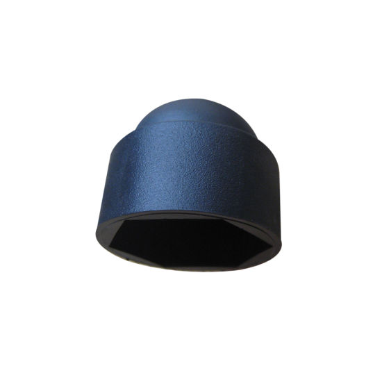 China Customized Plastic Screw Cover Cap / Screw Plastic