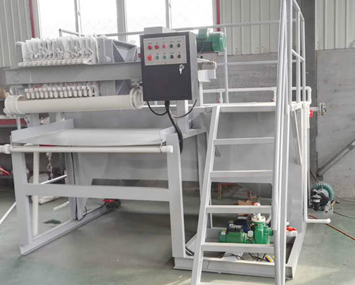 Waste Water Filter & Filting & Processing Machine for Protecting The Earth pictures & photos