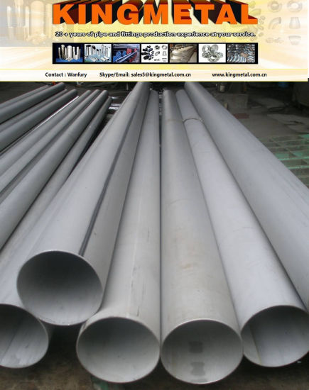 A249 TP316 Stainless Steel Welded Pipe Manufacturer for Heat Exchanger pictures & photos