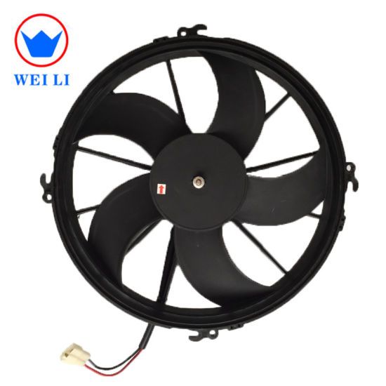 Factory Price Bus Air Conditioning 24volts DC Condenser Fan