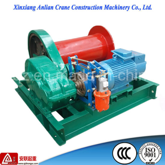 Wire Rope Electric Winch Slow Speed 1000kg Electric Winch for Sale pictures & photos