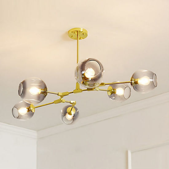 China American Personality Creative Chandeliers Postmodern Living Custom Light Fixture For Dining Room Creative