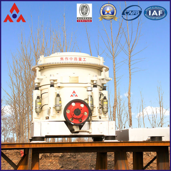 Effective and Easily Operated HP Hydraulic Cone Crusher pictures & photos