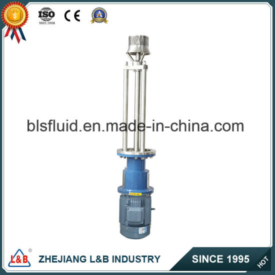 China Supplier Customized 1.1-75kw Brj Jet Mixer Withy High Speed