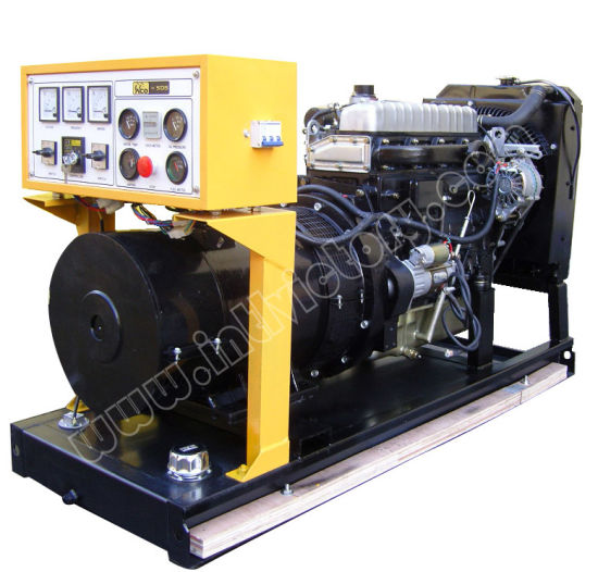 455kw/568kVA Opent Type Cummins Diesel Engine Generator pictures & photos