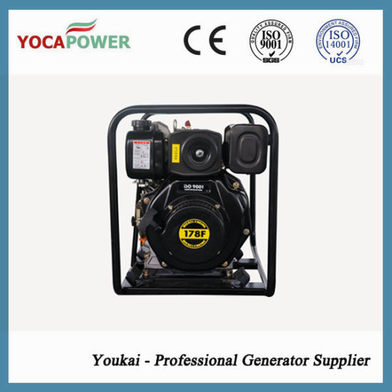 Hot Sales Agriculture Use Diesel Engine Water Pump pictures & photos