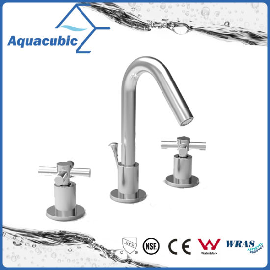 Three Hole New Design South America Basin Faucet pictures & photos
