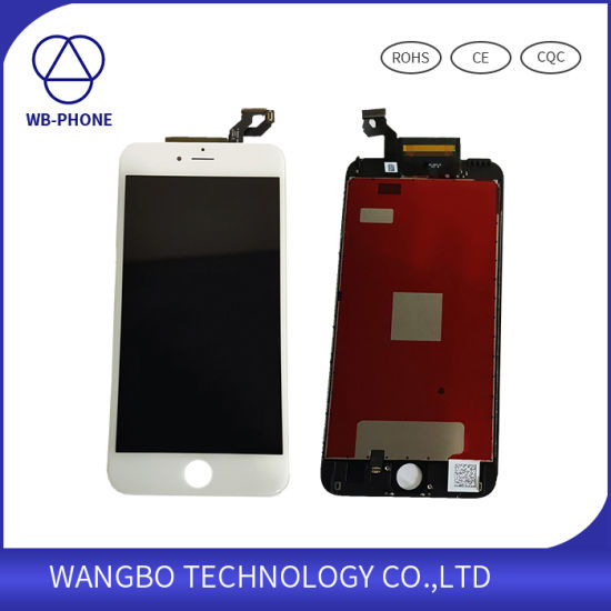 on sale c91cd 6e1b7 China Factory Price Touch Screen for iPhone 6s, LCD Display for ...