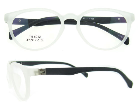 Colorril Round Eyewear Child Eyeglasses with Tr90 Material pictures & photos