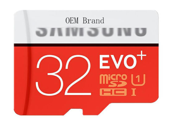 Factory Wholesale Real Capacity U3 Evo Plus 16GB 32GB 64GB 128GB 256GB 512GB 1tb Memory SD Card MMC Card Micro SD Memory Card for HD 4K Camera pictures & photos