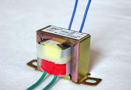Mini Electric Power Transformer 2va 110V 220V From Abby pictures & photos
