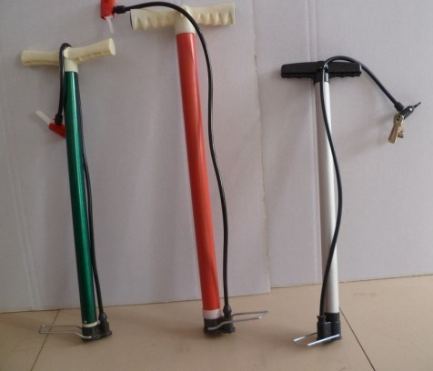 Mini Hand Air Bike Pump\Hand Operated Bike Bicycle Pump\Hand Pressure Air Pump pictures & photos