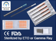 Traditional Chinese Medical Acupuncture Needles with Copper Handle, Ce and FDA Approval, Eto Sterilization pictures & photos