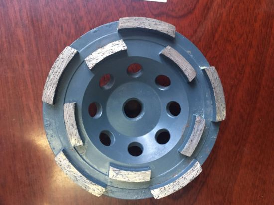 Cup Wheel for Granite and Concrete pictures & photos