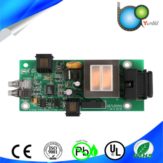 Electronic Component PCB Fr-4 PCB Assembly SMT pictures & photos