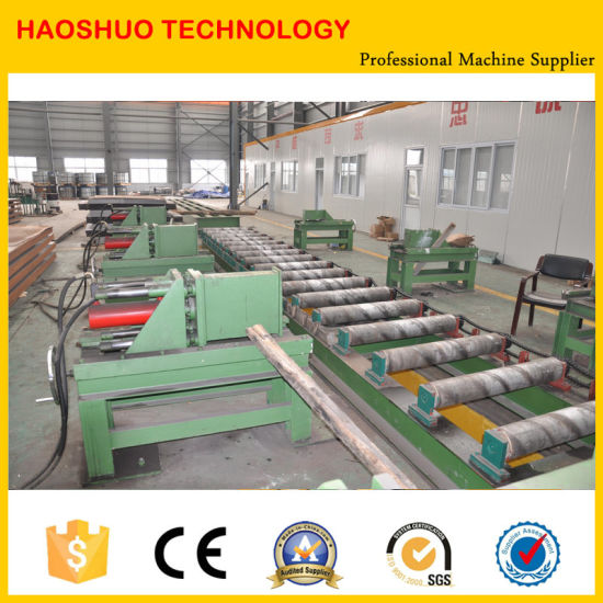 Steel Sheet Flatten and Cut to Length Line pictures & photos